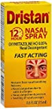Dristan 12-Hour Nasal Spray 0.50 oz (Pack of 5)