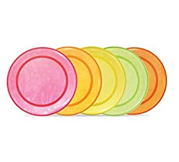 Munchkin 10 Pack Multi Plate, Colors May Vary