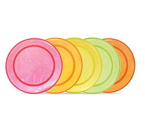 Munchkin Pack Multi Plate Colors