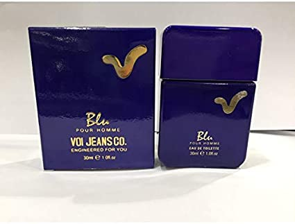 Voi Jeans Co Blu Eau de Toilette Spray