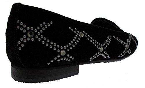 paperina negro de diseño color Art ciervo bailarina 3505 Patucos clouté PdnxfUz1