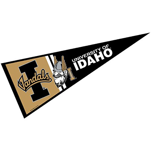 Idaho University (WinCraft University of Idaho Pennant Full Size Felt)