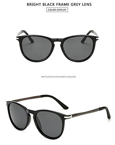 Sol Mujer para UV C1 Gafas Hombre De Polarizadas Aviator Protección C2 400 para xAXSfwg5