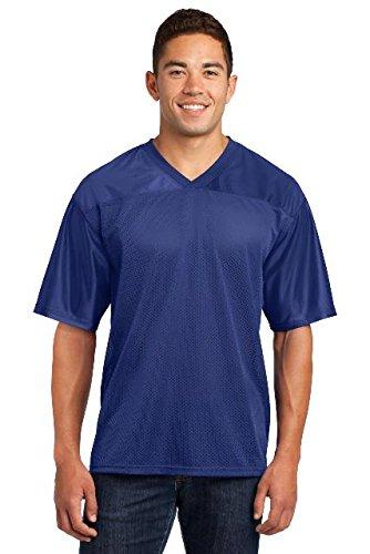 Sport-Tek Men's PosiCharge Replica Jersey XL True (Crossover Jersey Tee)