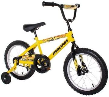Dynacraft Magna Major Damage Boys BMX Street/Dirt Bike 16""
