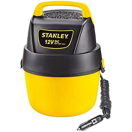 Stanley Wet Dry Vacuum 1 Gallon 12 Volt DC By Stanley