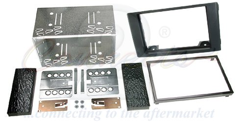 Double DIN Facia Plates Iveco Daily T1 Audio T1-23IV01