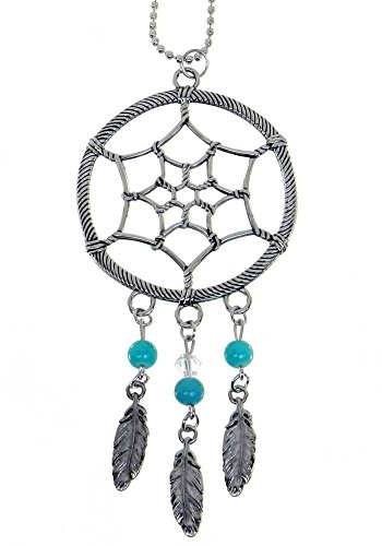 Ganz Dream Catcher Zinc Car Charm