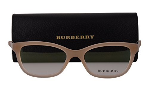 Burberry BE2232 Eyeglasses 51-17-140 Matte Beige 3574 BE - Frames Burberry Ophthalmic