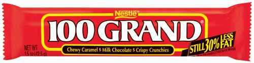 100 Grand Chocolate Bar 1.5 oz ()