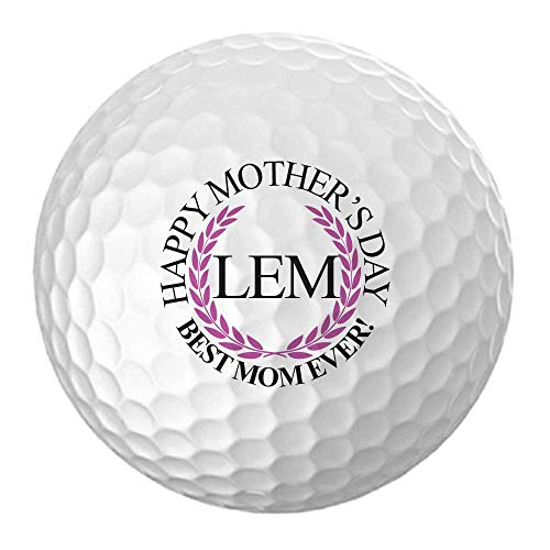 Infusion Father s Day Golf Balls – Personalize The Name 12 Balls