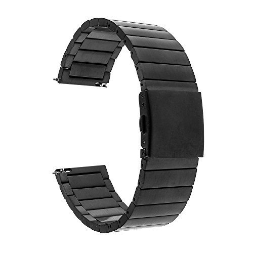TRUMiRR 22mm Stainless Steel Watch Band Quick Release ...