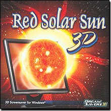 The Best Red Solar Sun 3D Screensaver-LQDRERESOJ - Harness the power of Sun for your desktop! See the most important feature of our Solar System up-close in cosmic 3D. Dive into the heart of the Sun as energy explodes across the burning surface and unique