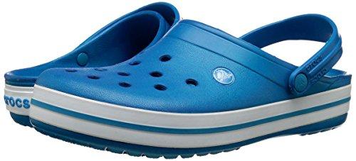 Crocs Crocband Clog, Zuecos con Correa, Unisex Azul (Ultramarine)