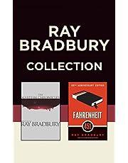 Ray Bradbury - Collection: The Martian Chronicles & Fahrenheit 451