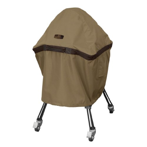 Classic Accessories Hickory Ceramic Grill Cover - Tan - Lrg