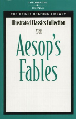 aesops-fables-heinle-reading-library-illustrated-classics-collection
