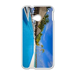 Swimming Pool Pattern Case for HTC M7