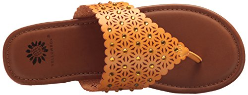 Yellow Box Women's Tessie Sandal Yellow X737z