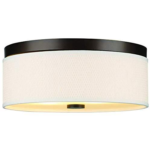 Philips Forecast F615020 Cassandra Ceiling Light, Sorrel Bronze