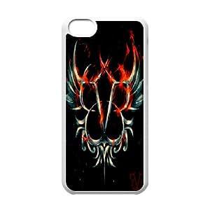 [H-DIY CASE] For Iphone 5c -Black Veil Brides Music Band-CASE-11