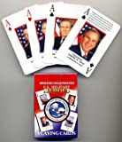 Operation Iraqi Freedom U.S. Military Heroes Playing Cards