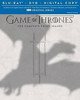 Game of Thrones: Season 3 [Blu-ray + DVD + Digital Copy] (B00C8CQTJY) | Amazon Products