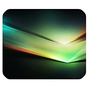 Abstact Art Customized Rectangle Mousepad by ruishername