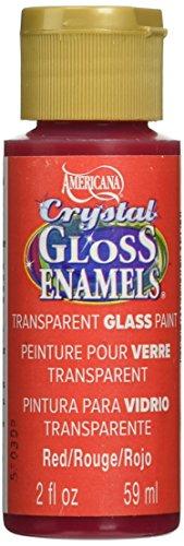 DecoArt Americana Crystal Enamels 2 Ounce