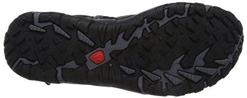 Sandales Noir UK Homme de Karrimor 10 Randonnée Auckland t11qH