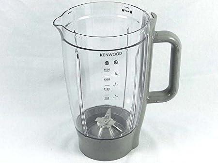 Kenwood jarra, vaso, con cuchillas y Junta, para Batidora AT282 Prospero KM242 KM283 KM2: Amazon.es: Hogar