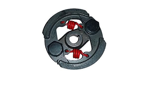 Embrague reforzado para minimoto de cross y de carreras, 49 cc: Amazon.es: Juguetes y juegos
