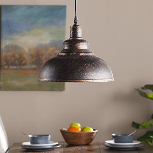 Oversized Industrial Pendant Light - 1