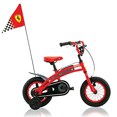 Biciclo Turbo USA Ferrari CX-10 12-Inch Kids Bike : Childrens Bicycles : Sports & Outdoors