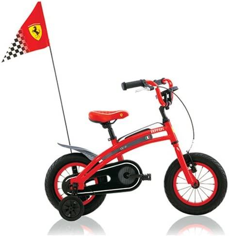 Biciclo Turbo USA Ferrari CX-10 12-Inch Kids Bike