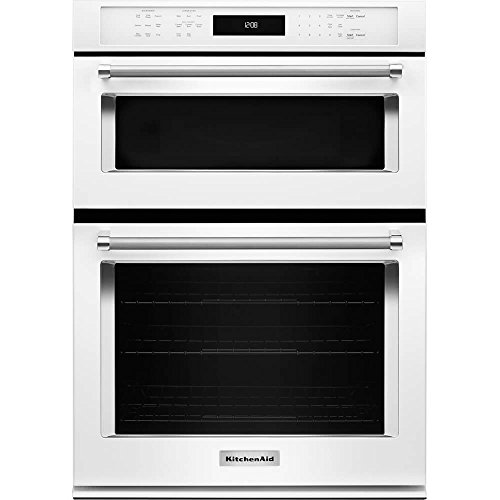 """Kitchenaid - 27"""" Single Electric Convection Wall Oven With B"""