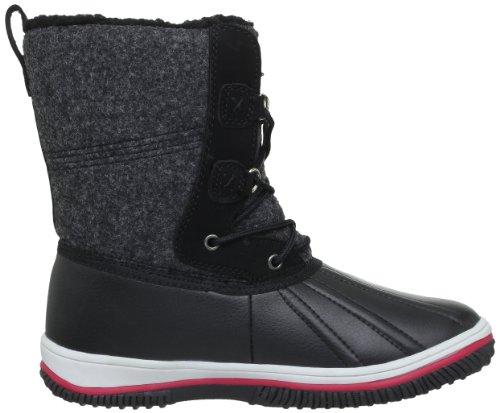 Black Femme Chaussures bottes De Neige True Bells Snowshoe Protest gqTAwU8T
