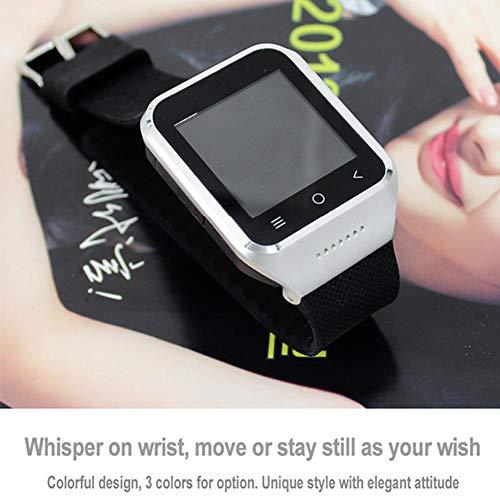 Oshide 3G WIFI Reloj inteligente 1.54 pulgadas Pantalla 2.0MP Cámara 1 + 16G Soporte Smartwatch para IOS Android Bluetooth Relojes inteligentes: Amazon.es: ...