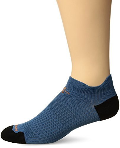 Tommie Copper Mens Athletic Lightweight Compression Ankle Socks