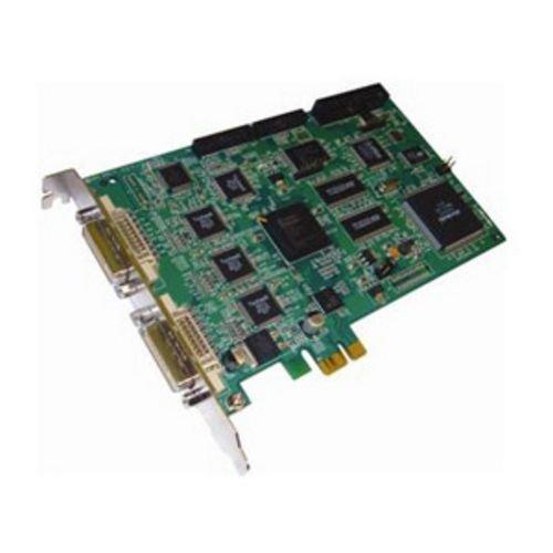 AVERMEDIA NV6480EXP NV6480E16 - 16ch hybrid DVR card (PCI-E), 480fps/16ch (Hybrid Dvr Card)