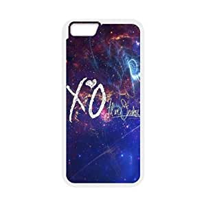 "LGLLP The Weeknd XO Phone case For iPhone 6 Plus (5.5"") [Pattern-2]"