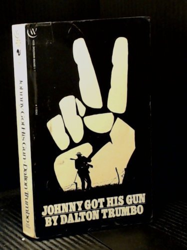 Book cover from Johnny Got His Gun by Dalton Trumbo