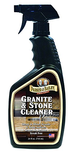Price comparison product image Parker Bailey cleaning product Granite & Stone Cleaner,  24 oz