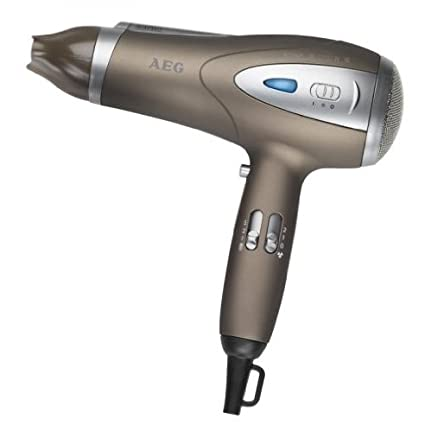 Secador de pelo con difusor iones y forma Boquilla Secador haarfön pelo secador pelo secador harfön