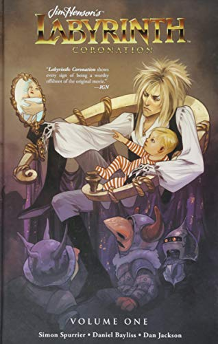 Used, Jim Henson's Labyrinth: Coronation Vol. 1 for sale  Delivered anywhere in USA