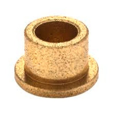 5-8X6-12X2 Oil-Bronze Bush 5 ID 8 OD 6 mm Long Flange 12 OD 2.0 Wd