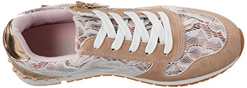 Lico Ginger - Zapatillas Mujer Gold (ROSE/BEIGE)