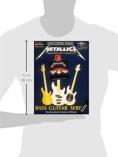 Metallica – Master of Puppets Tablature