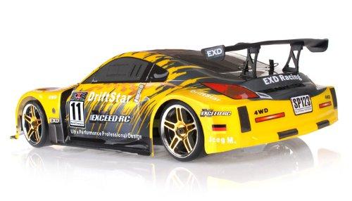 1/10 2.4Ghz Exceed RC Electric DriftStar RTR Drift Car (C...