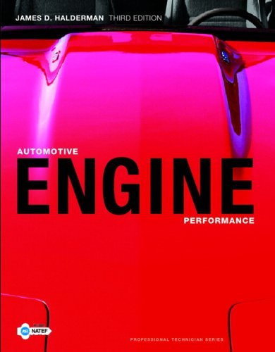 Download Automotive Engine Performance: 3rd (Third) edition pdf epub